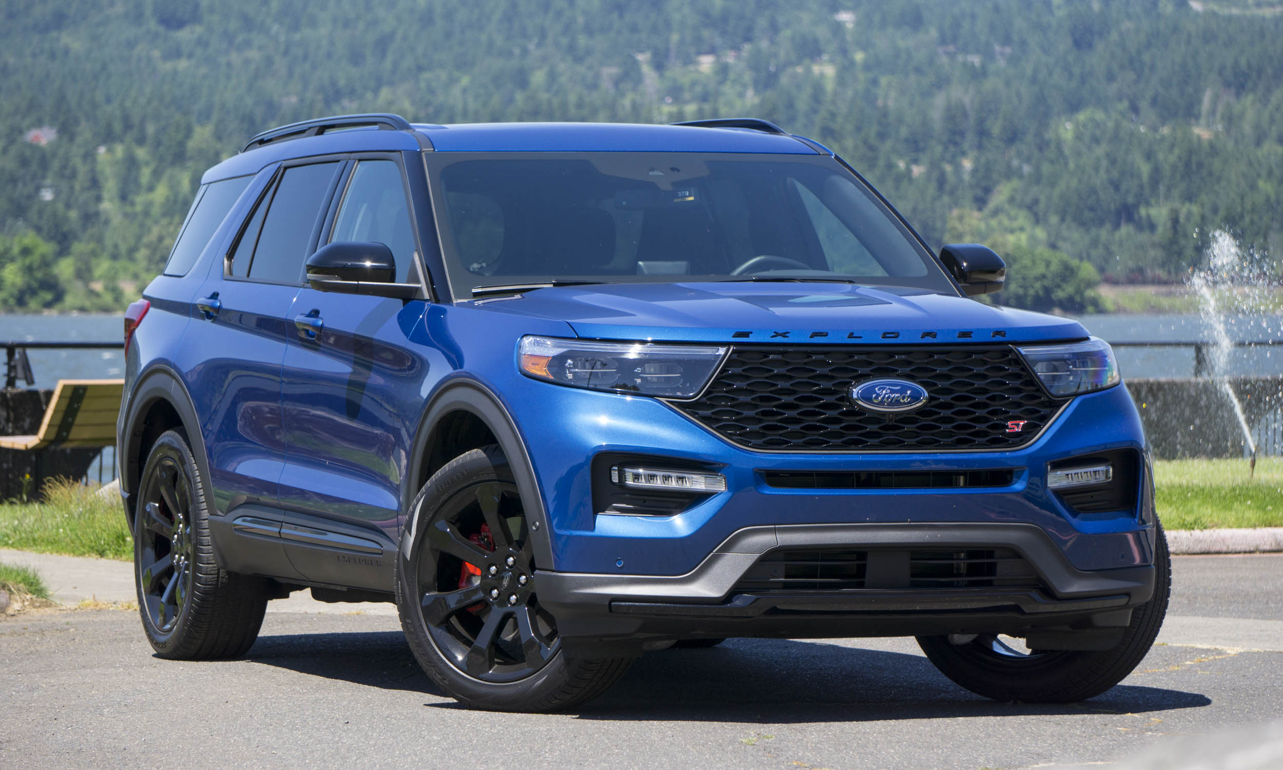 2020 Ford Explorer First Drive Reviewnbsp