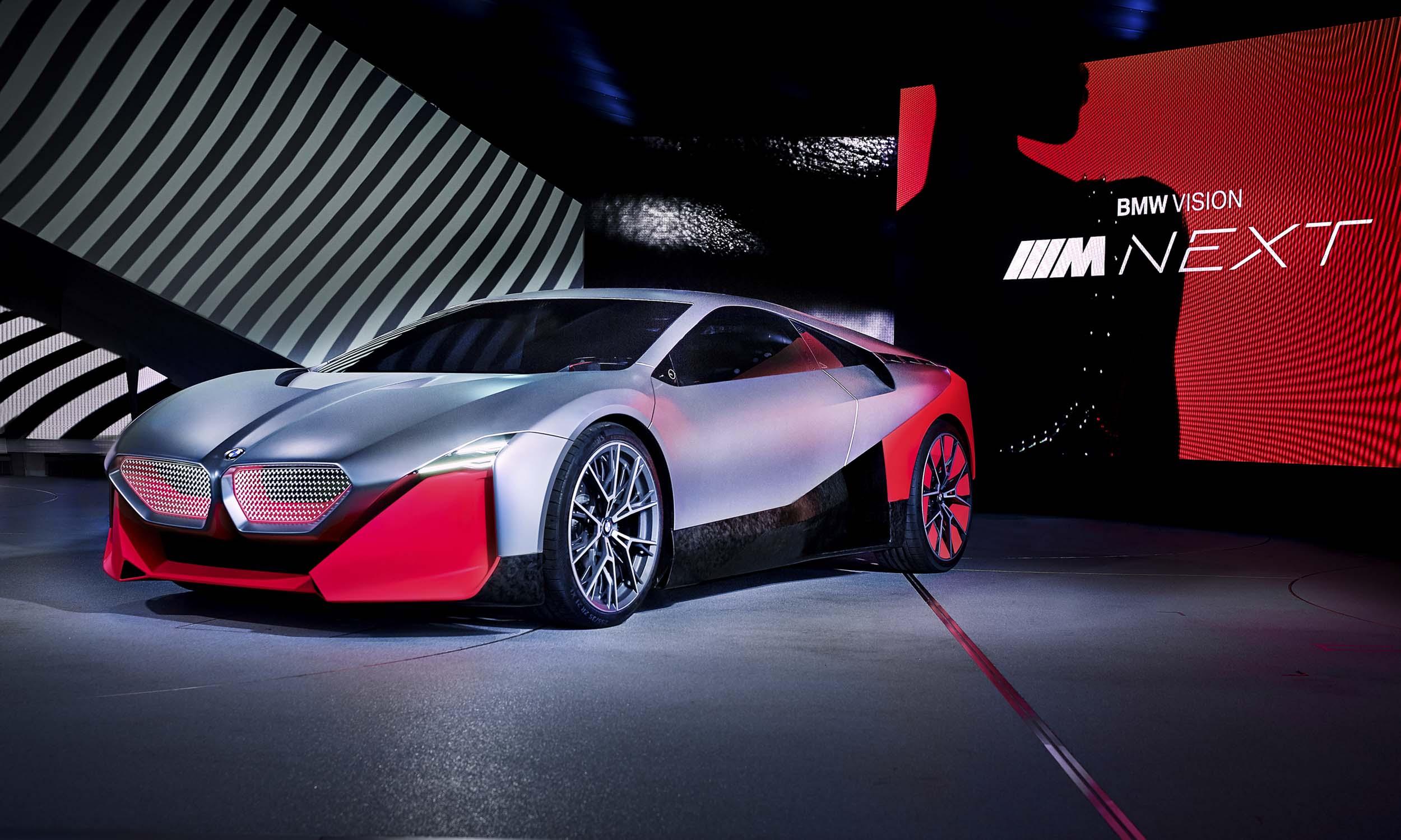 BMW Vision M NEXT First Looknbsp