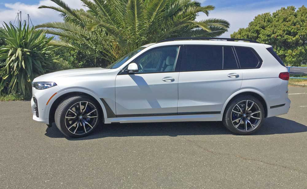 2019 BMW X7 xDrive 50i Test Drive