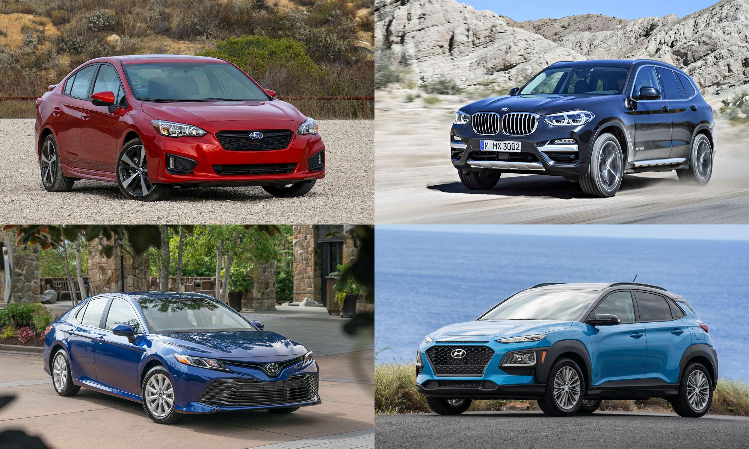 Safest New Vehicles for 2019nbsp