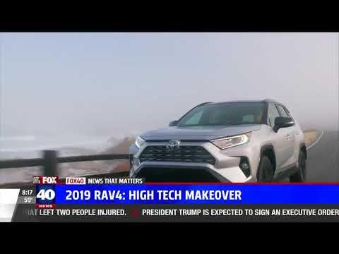 Toyota Rav4 Fox 40nbsp