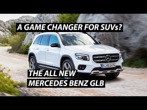 The All New Mercedes Benz GLBnbsp