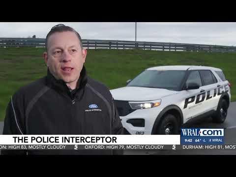 The New Ford Ford Explorer Police Interceptornbsp