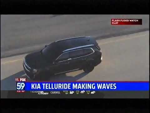 Kia Telluride Best SUV of the year Fox 59nbsp