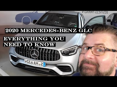 2020 MercedesBenz GLC Everything you need to knownbsp