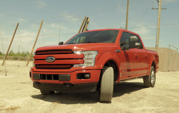 2019 Ford F-150 Lariat Test Drive