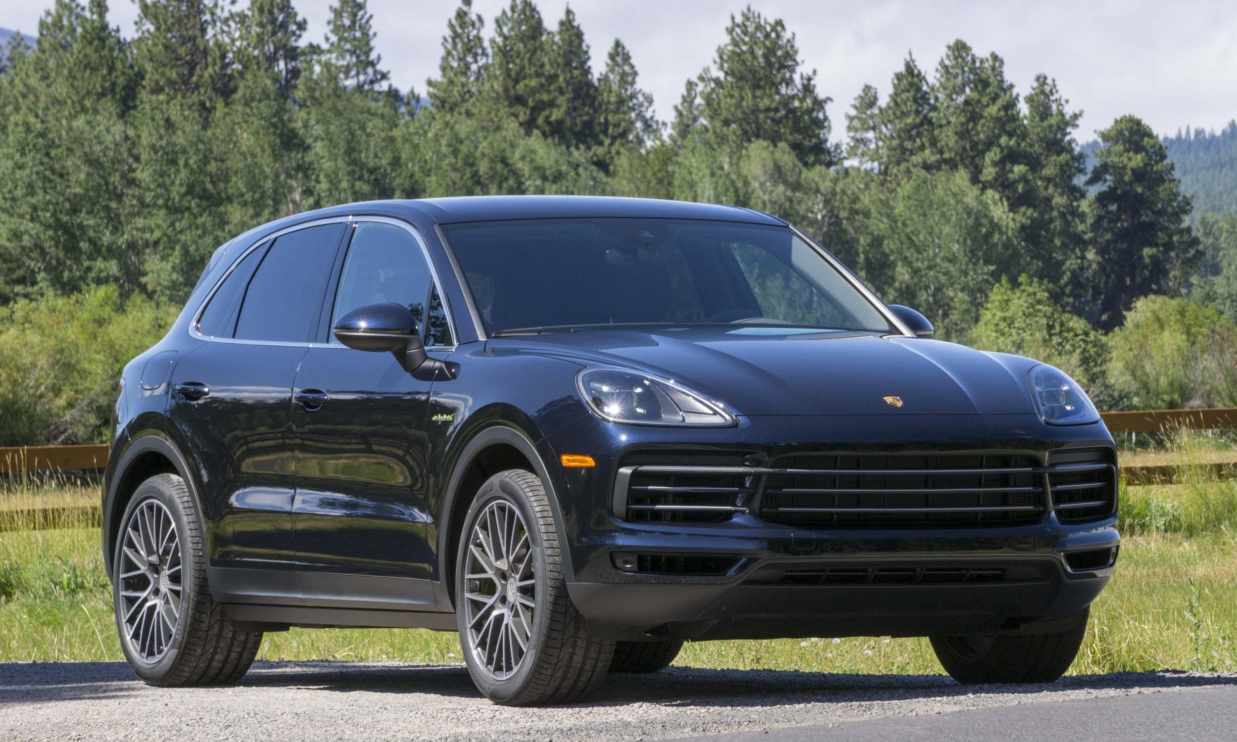 2019 Porsche Cayenne E-Hybrid: First Drive Review   Our Auto Expert