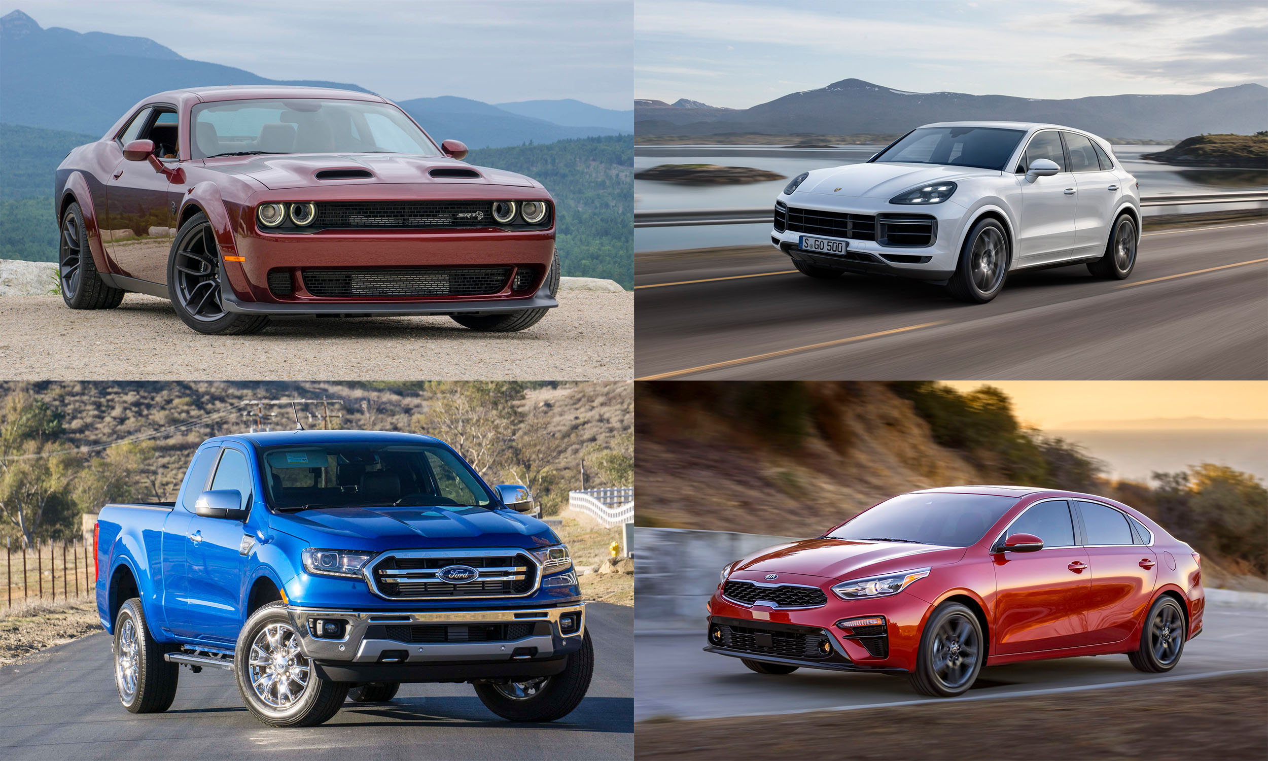 Most Loved New Cars of 2019nbsp
