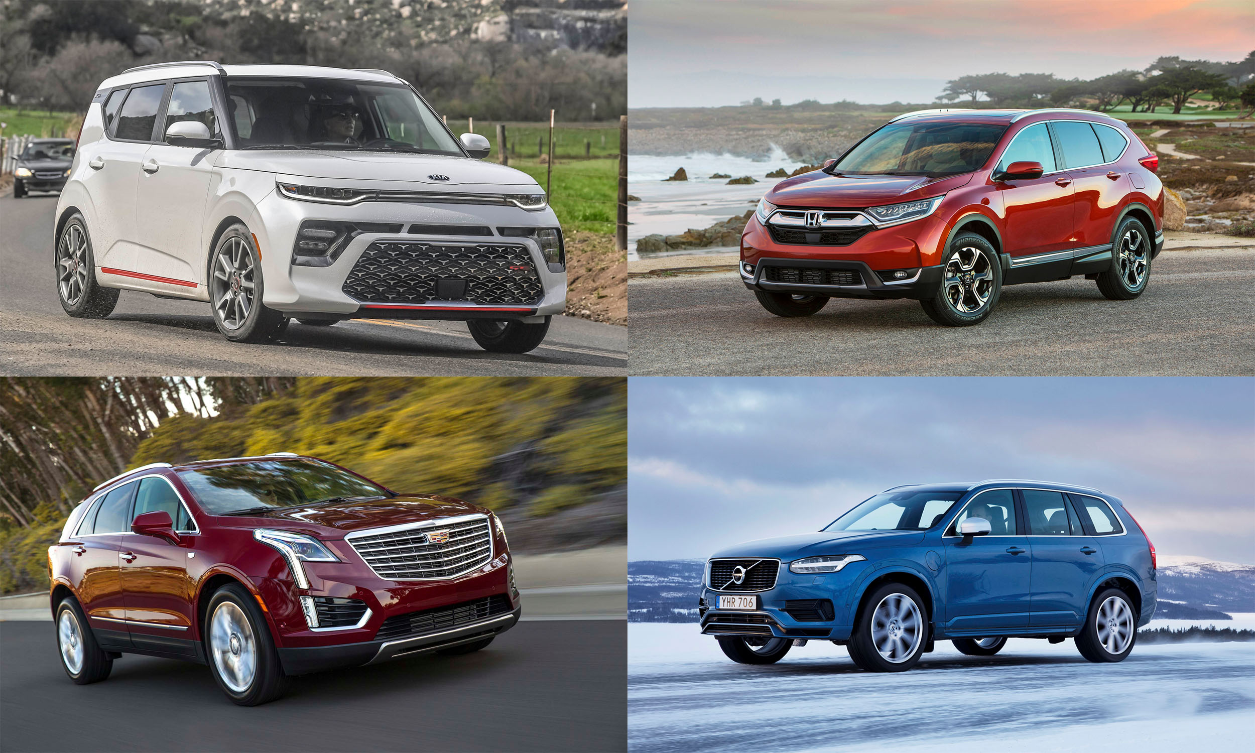 Best-Selling Cars in America — By Brand