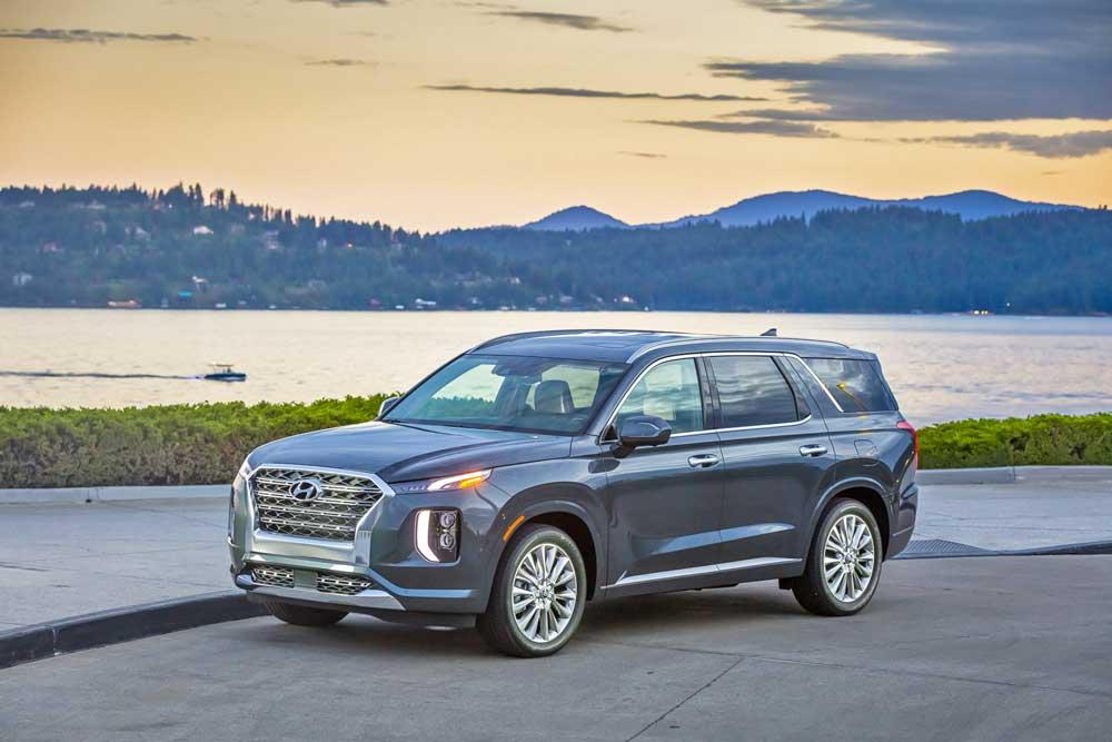 2020 Hyundai Palisade Limited H-Trac AWD Test Drive