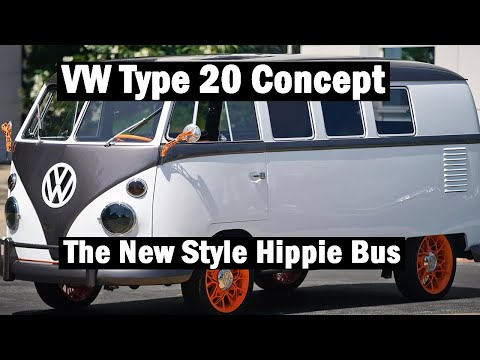 VW Type 20 Conceptnbsp