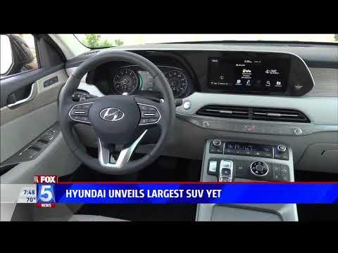 Hyundai Palisades Fox 5nbsp