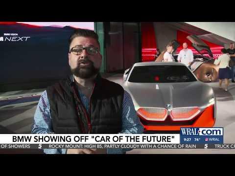 BMW Vision M Next WRALnbsp