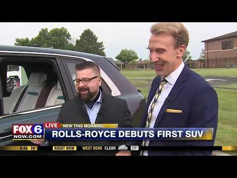 RollsRoyce Cullinan Fox 6nbsp