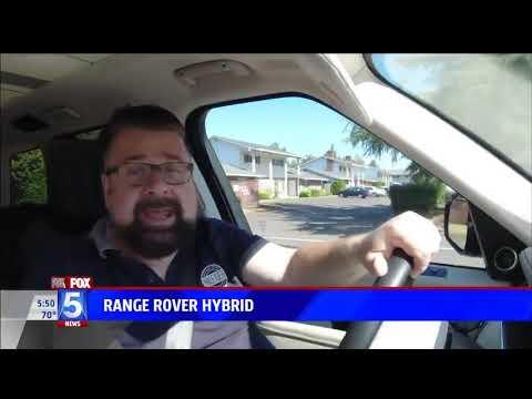 Range Rover Hybrid Fox 5