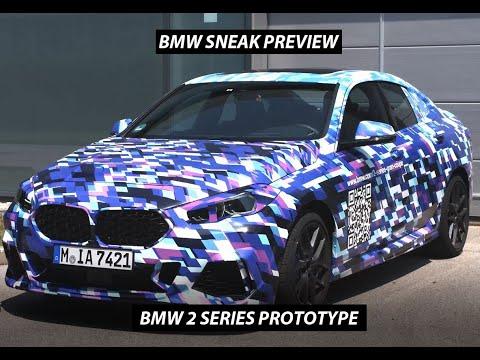 BMW Series 2 Prototypenbsp