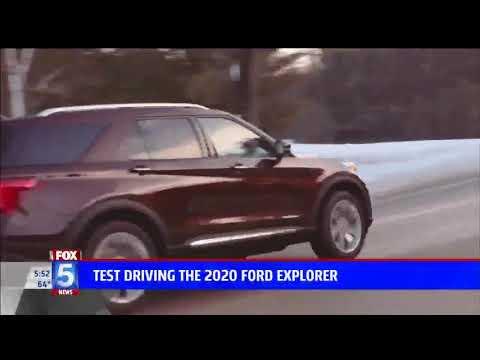 2020 Ford Explorer Fox 5nbsp