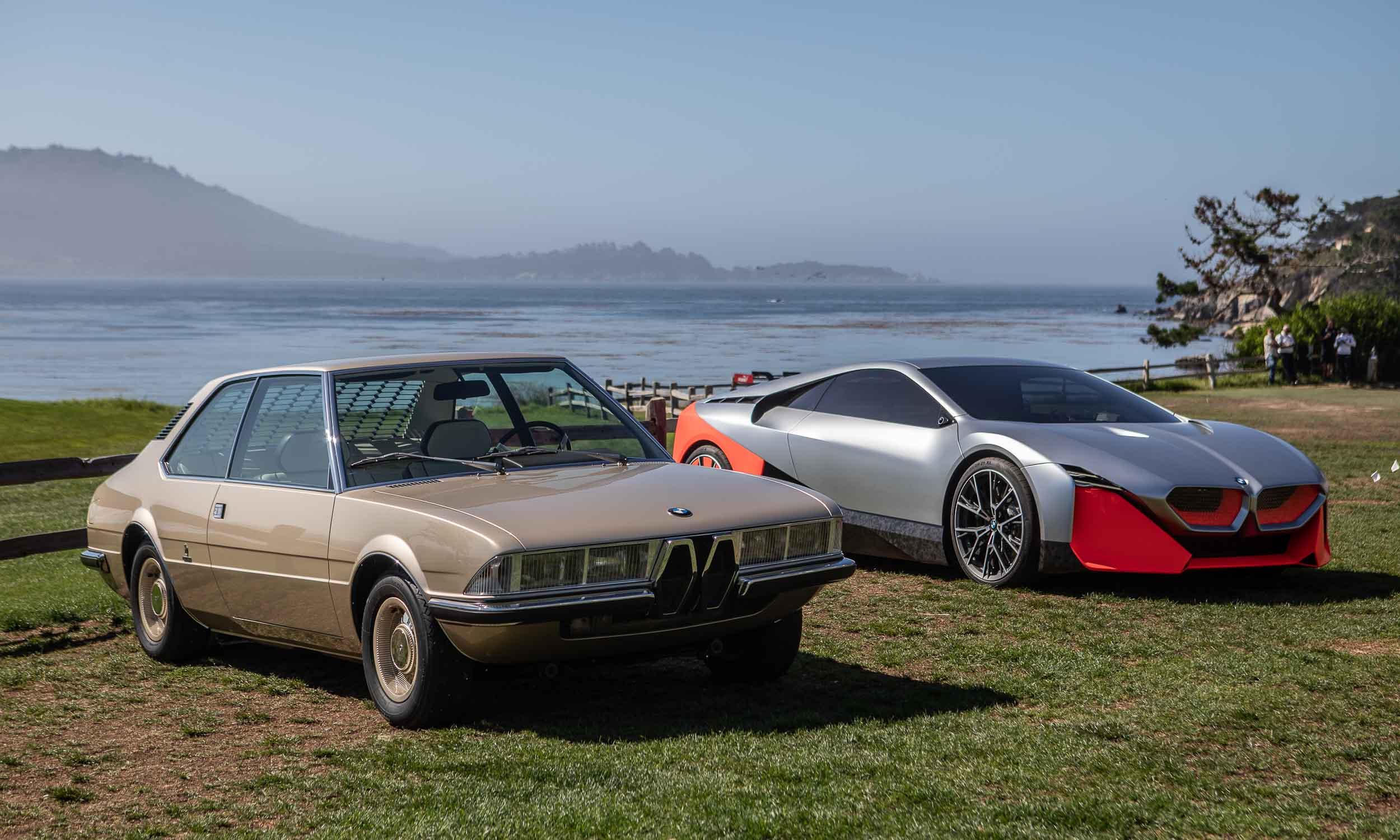 2019 Pebble Beach Concours BMW Conceptsnbsp