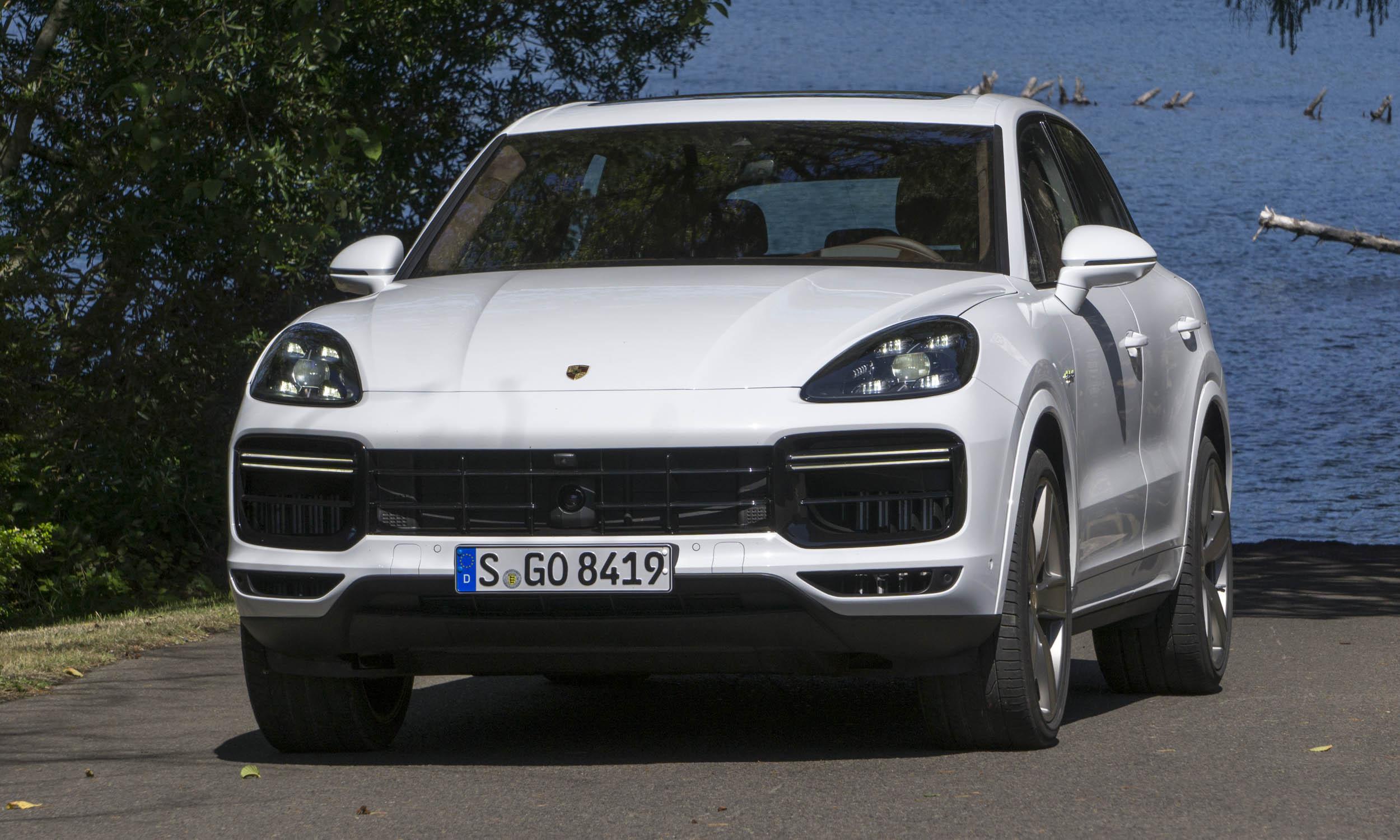 2020 Porsche Cayenne Turbo S EHybrid First Drive Reviewnbsp