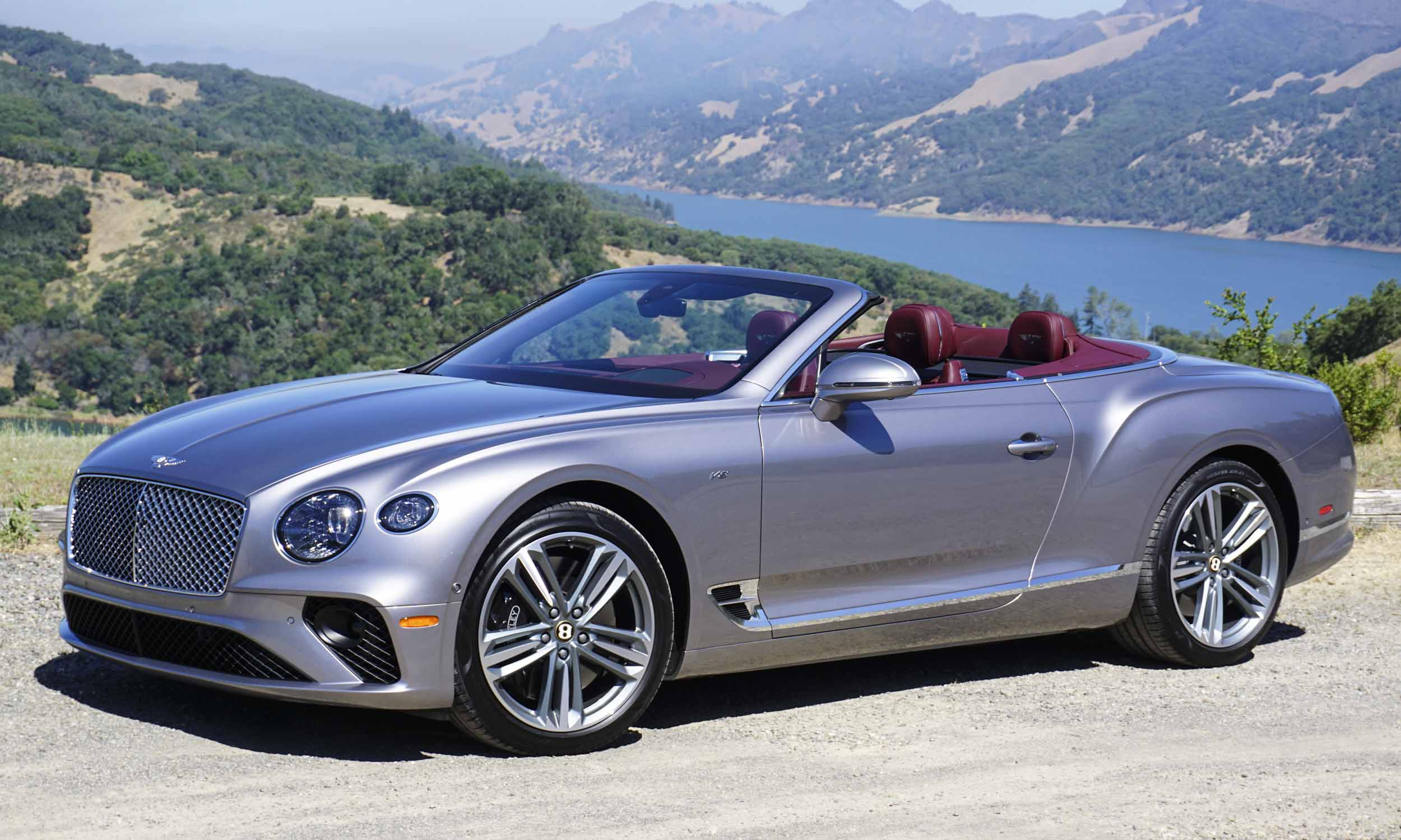 2020 Bentley Continental GT V8: First Drive Review