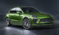 2020 Porsche Macan Turbo: First Look