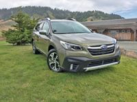 2020 Subaru Outback Touring Test Drive