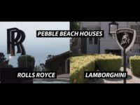 Pebble Beach Houses
