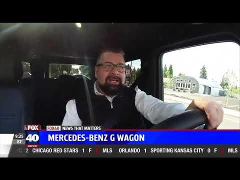 MercedesBenz G Wagon Fox 40nbsp
