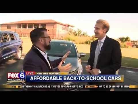 Nik Miles Back to School Cars Fox 6nbsp