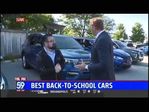 Nik Miles Back to School Cars Fox 59nbsp