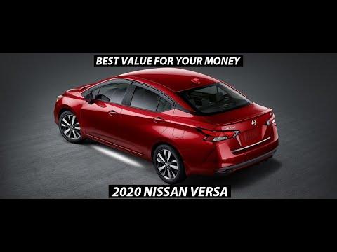 2020 Nissan Versanbsp