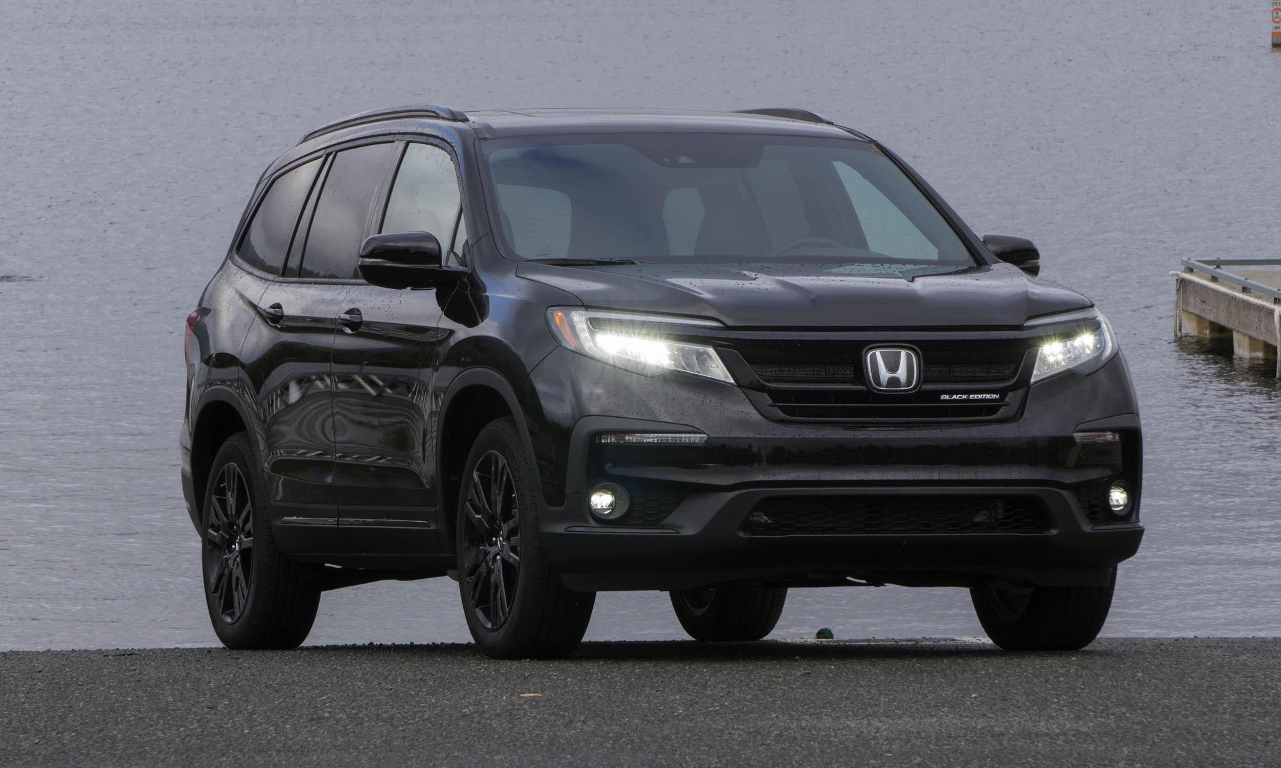 2020 Honda Pilot Black Edition Reviewnbsp