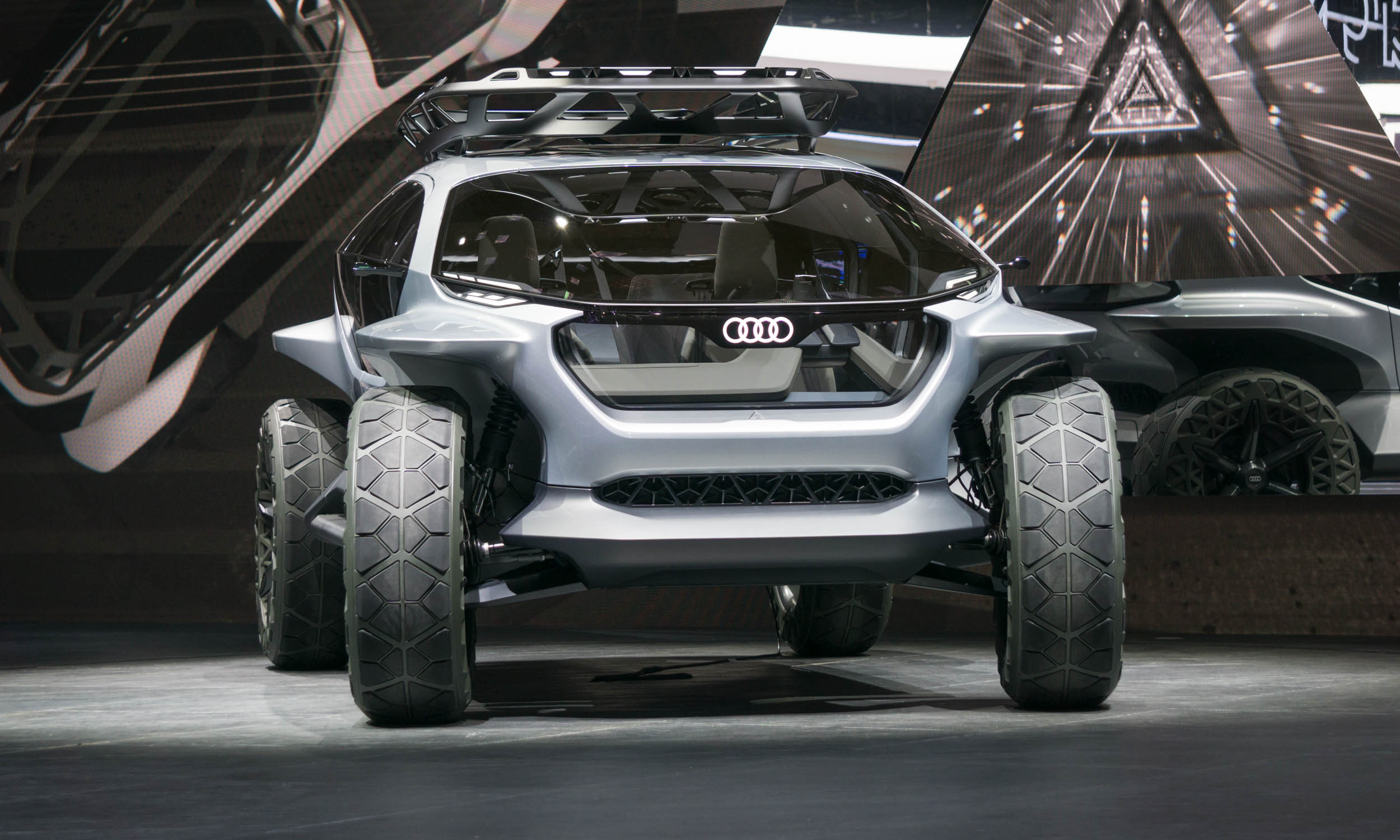 2019 Frankfurt Motor Show Audi Completes AI Familynbsp