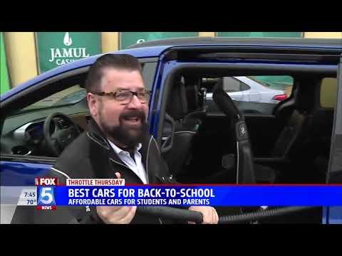 Nik Miles Back to School Cars Fox 5nbsp