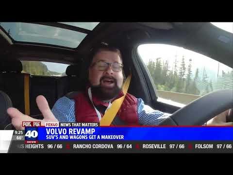 Nik Miles Volvo Suv and Wagons Fox 40nbsp