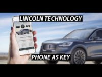 Lincoln Phone as Key