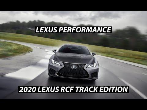 LEXUS RCF Track Editionnbsp