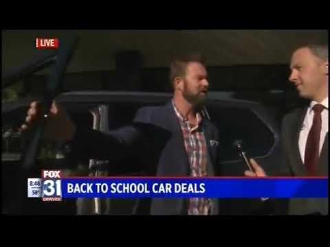 Mike Caudill Back to School Cars Fox 31nbsp