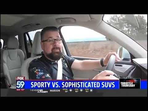 Nik Miles Volvo vs Ford Fox 59nbsp