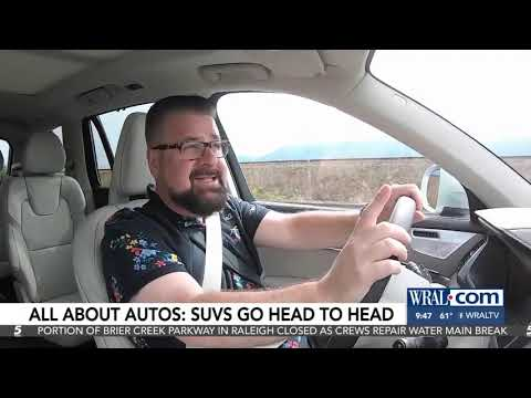 Nik Miles Volvo vs Ford Fox WRAL