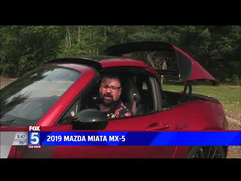 Nik Miles Mazda MX5 Miata RF Fox 5nbsp