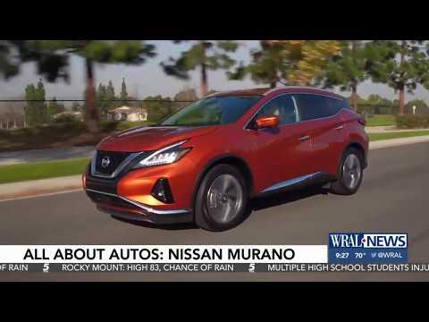 Nik Miles Nissan Murano WRALnbsp