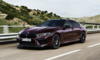 2020 BMW M8 Gran Coupe: First Look