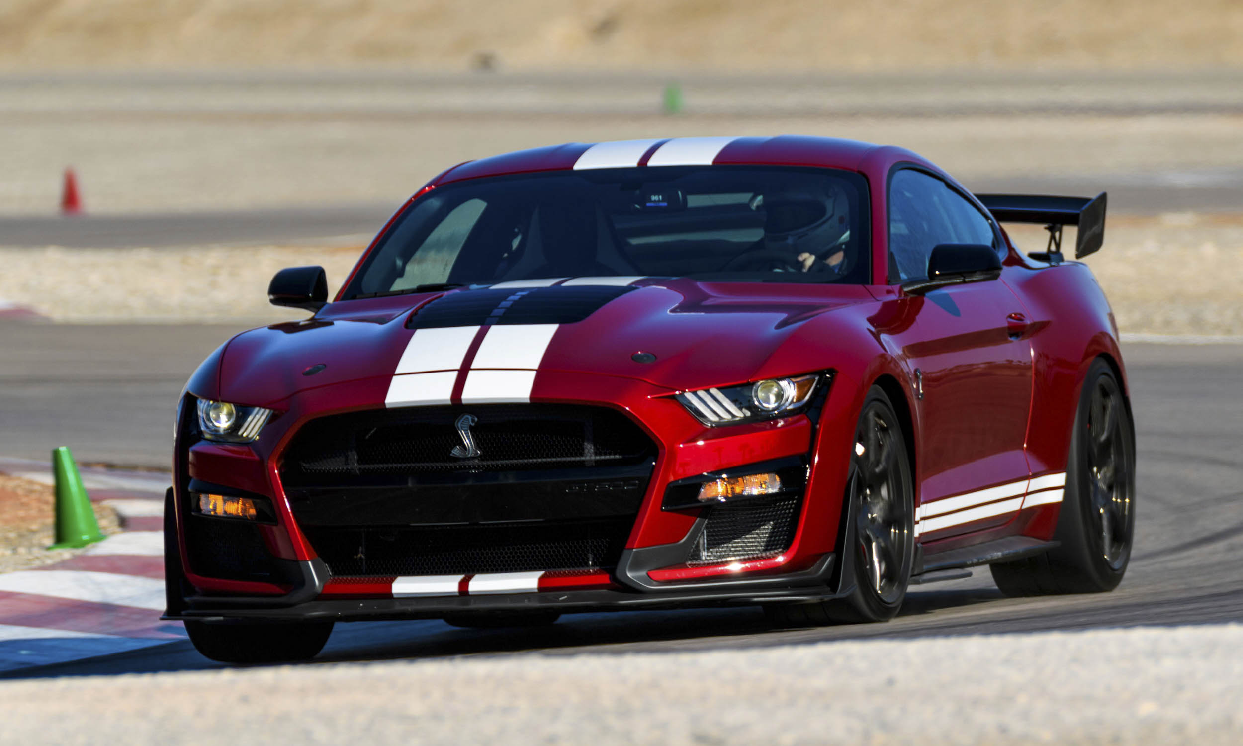 2020 ford mustang shelby gt500 first drive review  our