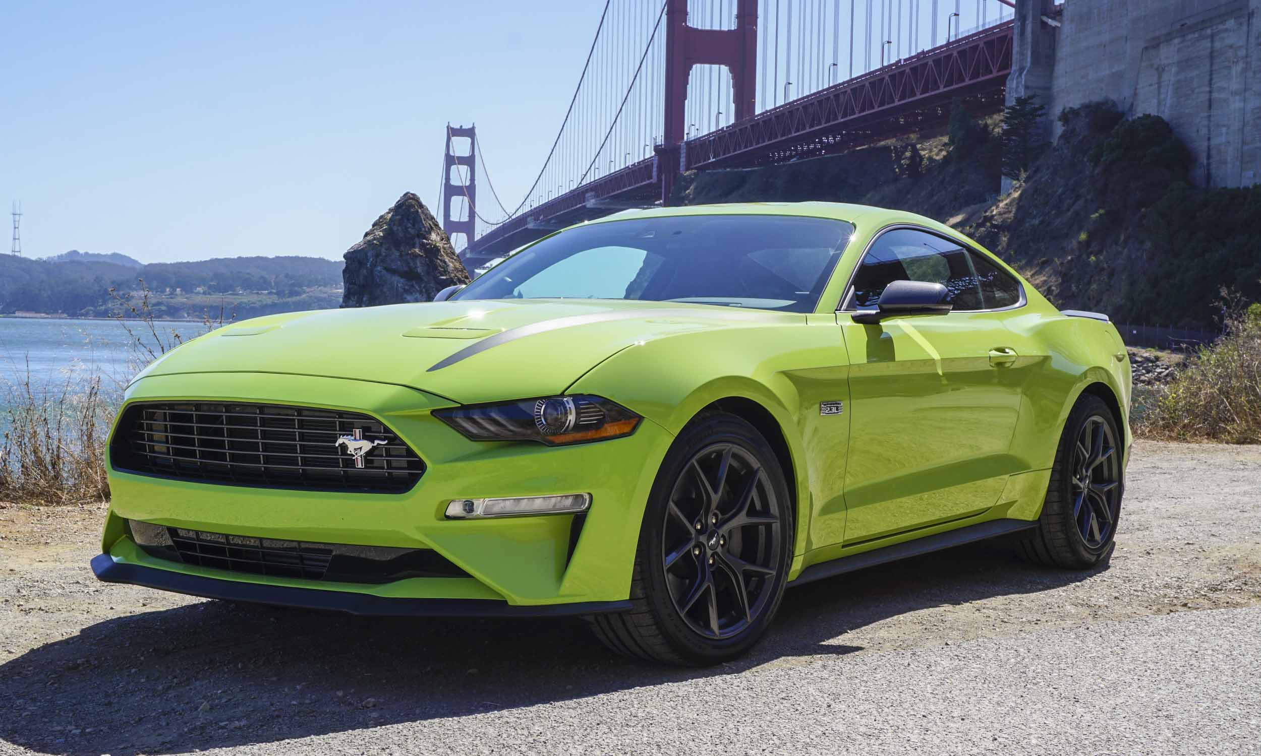 2020 Ford Mustang EcoBoost HPP First Drive Reviewnbsp