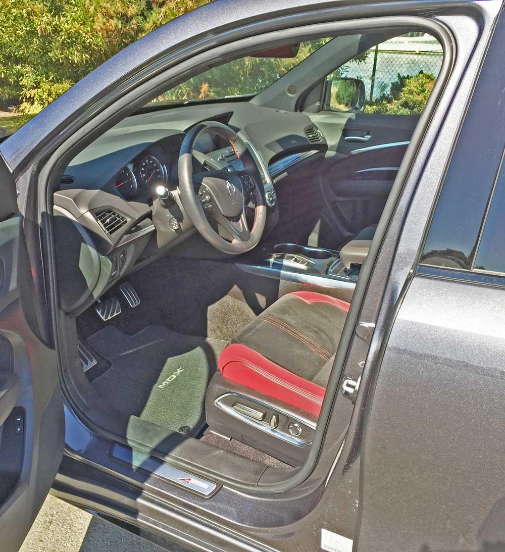 2020 Acura MDX A-Spec SH-AWD