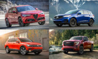 Best-Selling Vehicles in America — By Brand
