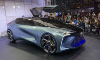 Electric, Eclectic Cars of the Tokyo Motor Show