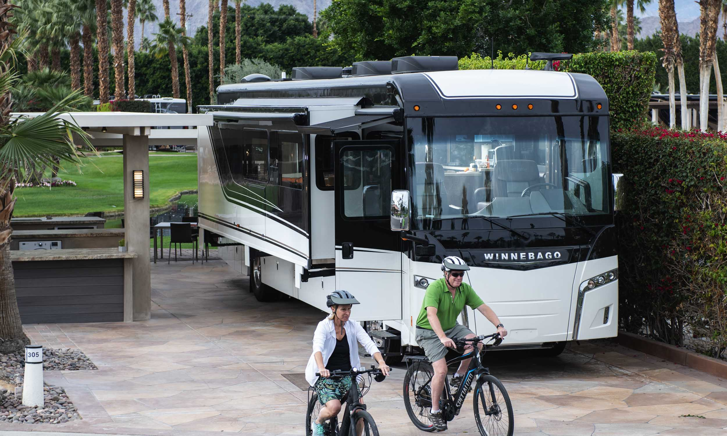 These Luxury RVs Are Mobile Mansionsnbsp