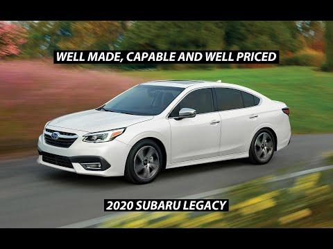 2020 Subaru Legacynbsp